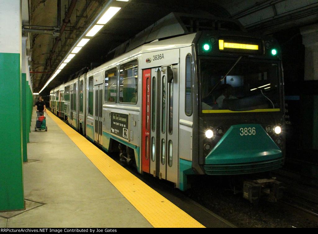 MBTA 3836