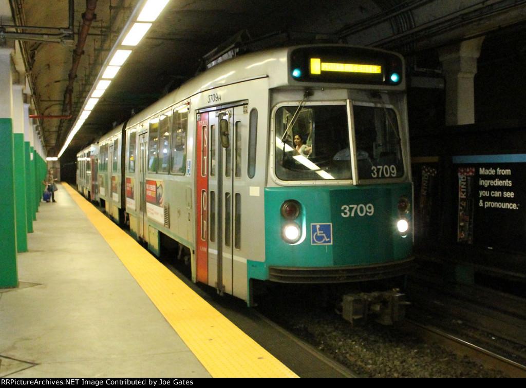 MBTA 3709