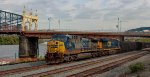 CSX 413 and 901