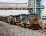 CSX 681 and 919