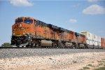 Intermodal eases westbound