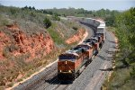 Westbound intermodal prepares for overtake