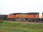 BNSF SD70MAC 8985