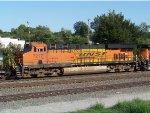 BNSF ES44DC 7217