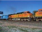 BNSF C44-9W 4610
