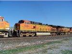 BNSF C44-9W 5284