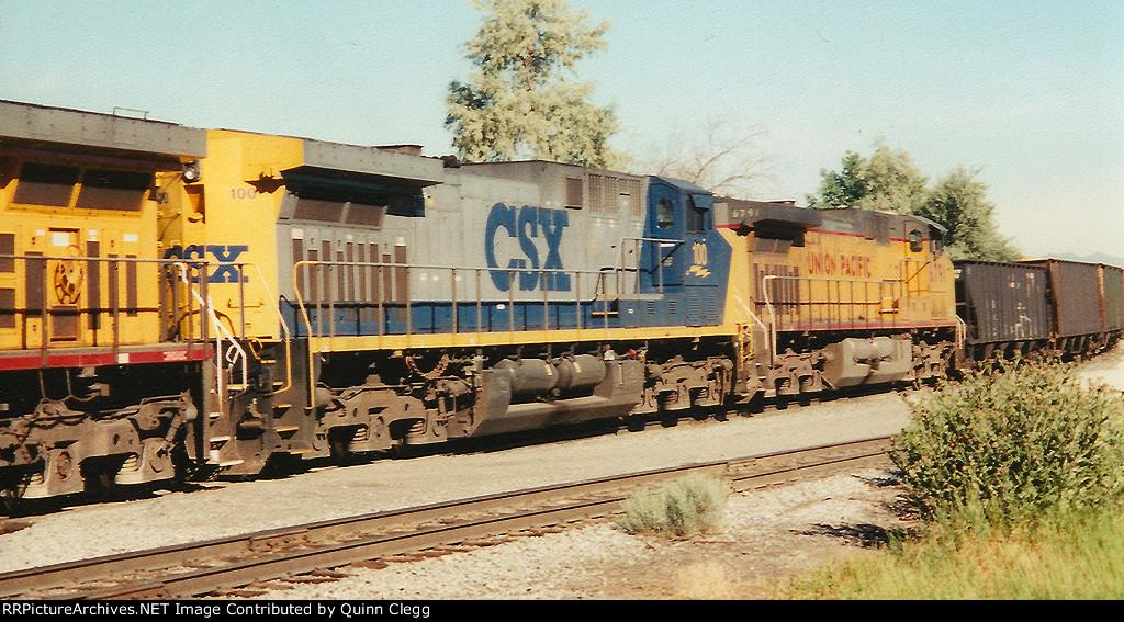 CSX 100