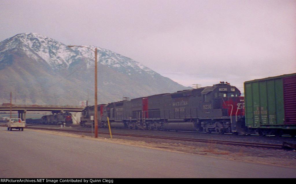 SP 8236,NOVEMBER 1992.