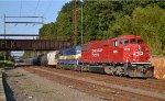 CP SD60M 6260 leads K485-13 Ethanol Empties