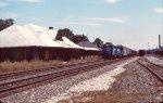 Conrail Passes Depot