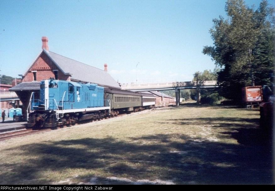 Railfan Day 2001