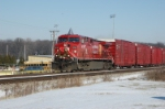 Merry Christmas! CP's Santa Claus Train from Detroit to Chicago