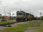 NS 2585(SD70M) UP 4674(SD70M) NS 9460(C40-9W)
