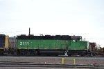 BNSF 2111