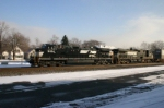 Intermodal train 21V