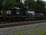 NS 6687 at Cresson