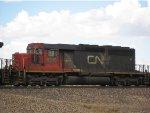 CN SD40-2Q, Number 6015