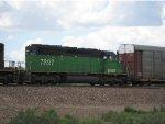 BNSF (BN Cascade Green) SD40-2