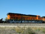 Another New C4! BNSF 7093!