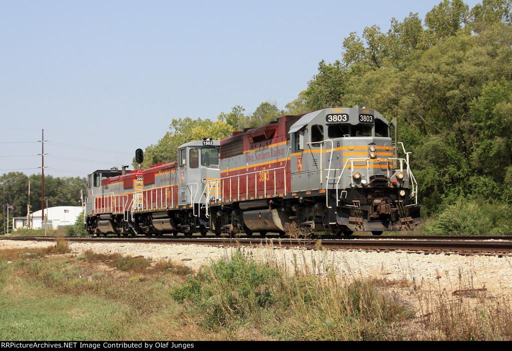 IANR 3802