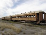Abandoned carriages
