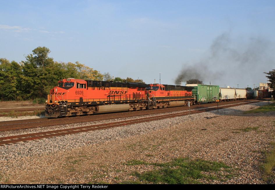 BNSF 6926