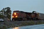 CP AC44CW locos leading a train