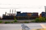 CSX MP15T on CSX yard