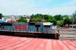 KCS SD70MAC