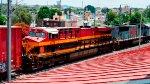 KCS GEVO Locomotive with Belle paint scheme