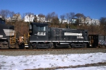 Ex-Conrail/Reading Pup Trails On NS 19G
