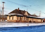 Milwaukee Road Cle Elum Washington Depot