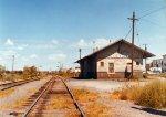 Milwaukee Road Moses Lake Depot