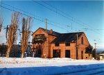 Milwaukee Road Cle Elum Electrical Substation