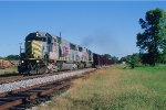 KCS 7013 Southbound