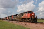 CN Southbound Coal Train heading for Mobile, AL