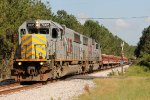 KCS Ballast Train