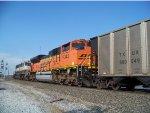 BNSF SD70ACe 9343