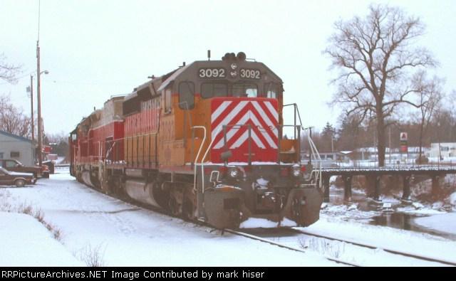 Snowy Midland Sub.