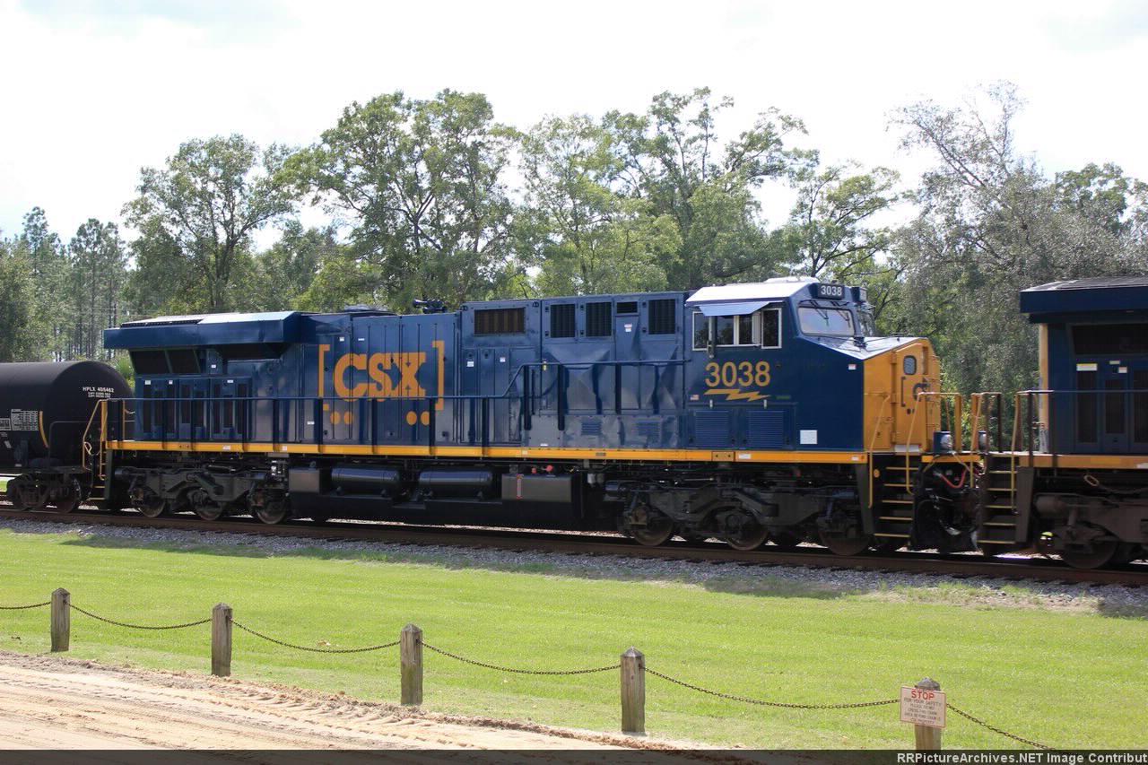 CSX 3038