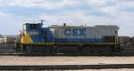 Right side of CSX 1240