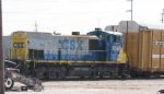 Left side of CSX 1240