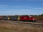 HLCX 6315 leads a nice consist of EMD's