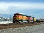 BNSF 4808