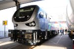 GAMA - New high performance locomotive from Eastern Europe