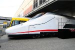 AVRIL - New Spanish high speed train presented at InnoTrans