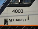 NJT 4003 PL42-AC Close-Up!