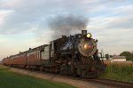 Strasburg Railroad Train Evening Run