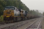 CSX 403 Sitting in the Rain