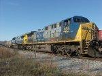 Stationary Coal Train